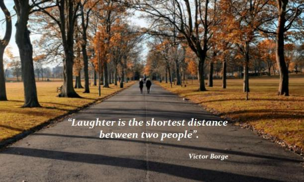 laughter in therapy