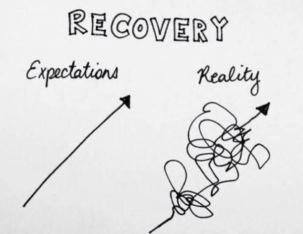 Recovery diagram SANE