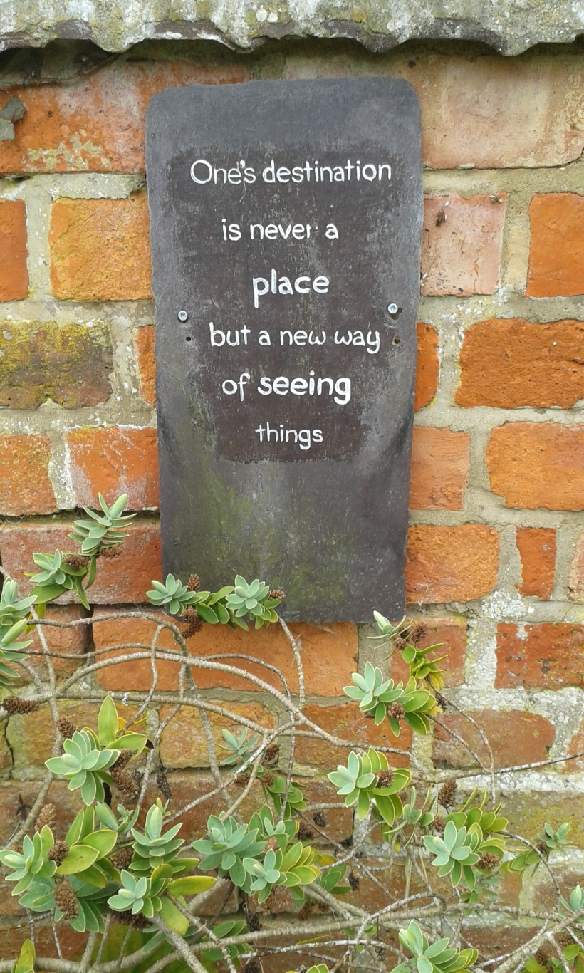 new way of seeing things